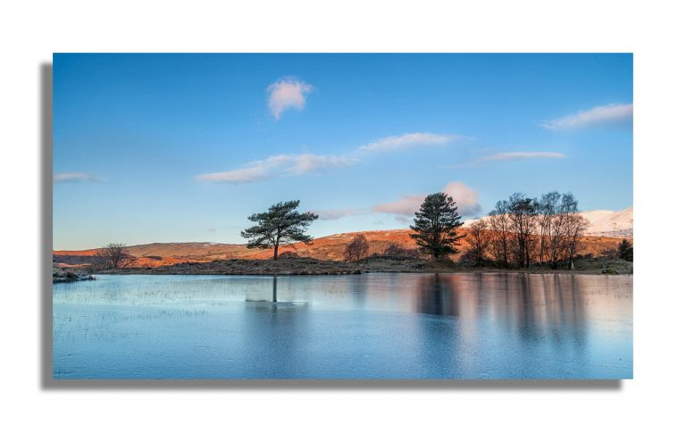 Tarn Landscapes Lake district