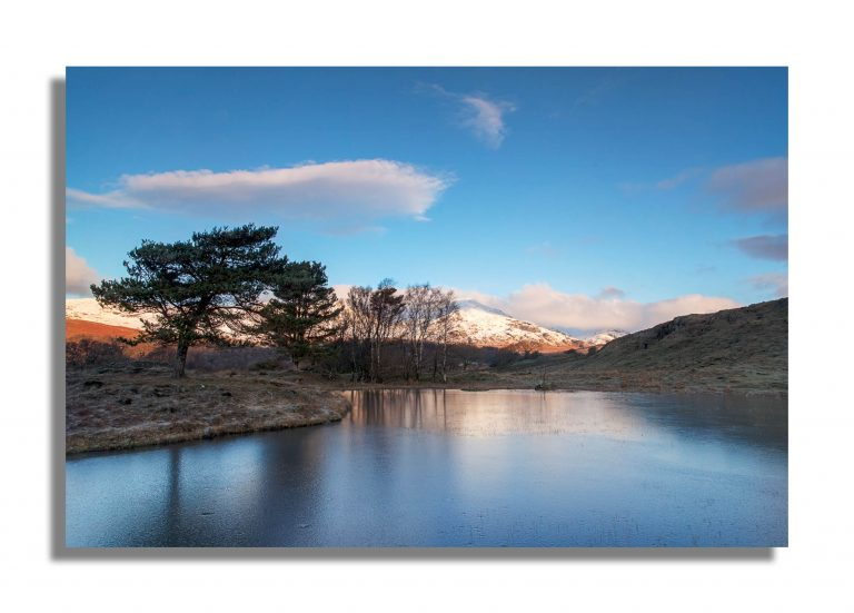 Kelly home Tarn Lake District Landscape Photography