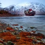 Fort William, Corpach Wreck Landscape photography
