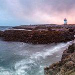 Rhue Lighthouse Assynt, Landscape Photography